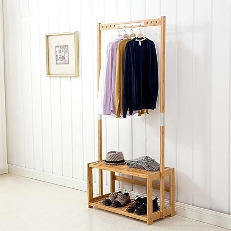 LXSnail Perchero Dormitorio Percha Percha Creativa Simple ...