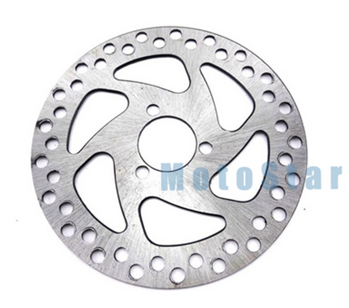 29mm 140mm 47cc 49cc Steel Brake Disc Rotor For 2 Stroke Gas Electric Scooter Pocket Bike Mini Dirt