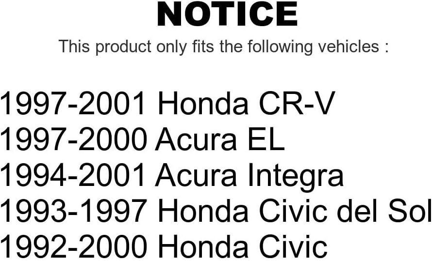 Front Lower Suspension Ball Joint TOR-K9802 For Honda Civic CR-V Acura Integra del Sol EL