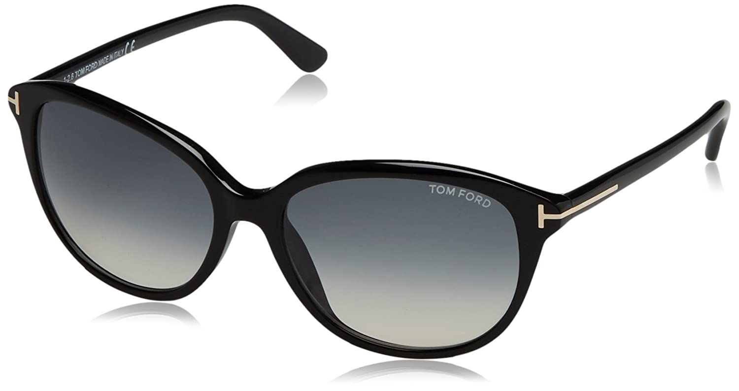 Tom Ford Karmen FT 0329/S 01B Größe 57 6a2FjwGA