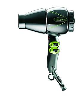 IMETEC Collexia 10891 - Secador profesional, doble ventilador compacto, Eco, 1313 W, color negro y verde: Amazon.es: Salud y cuidado personal