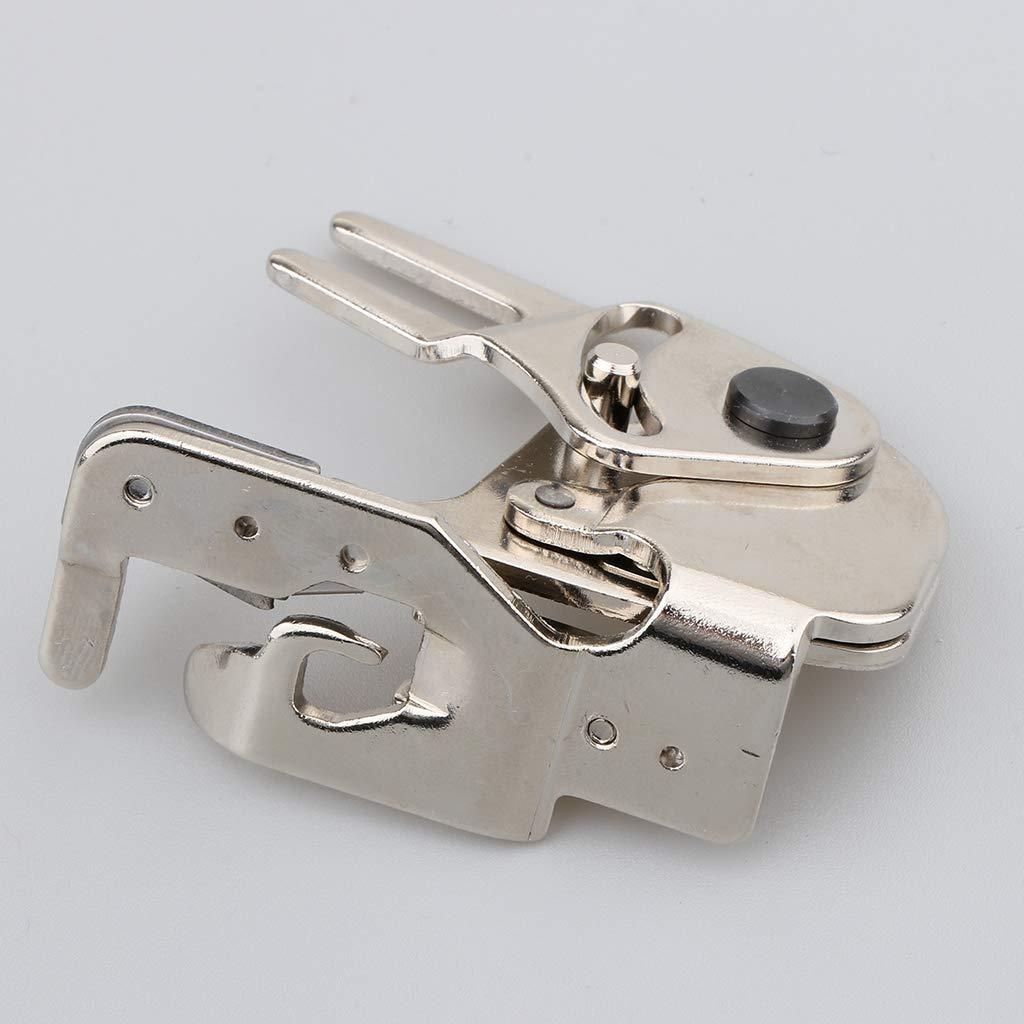 B Baosity 1 Unidad Cortador Lateral para Prensatela de M/áquina de Coser Accesorios