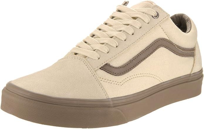 Vans Old Skool Sneakers Damen Herren Unisex Elfenbein