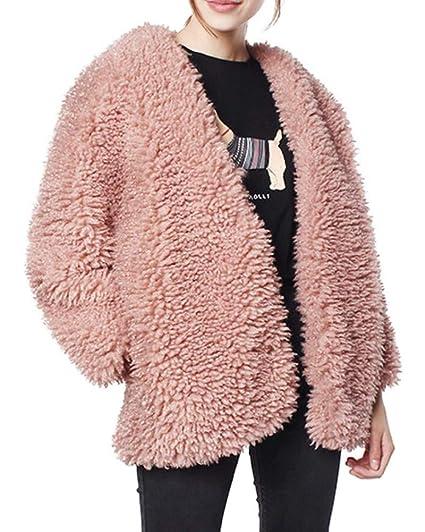 271f844486f ACE SHOCK Faux-Fur Coat for Women