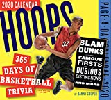 Hoops: 365 Days of Basketball Trivia! Page-A-Day Calendar 2020