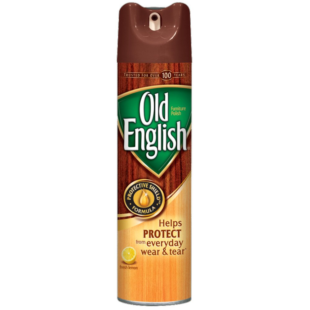 OLD ENGLISH 74035CT Furniture Polish, 12.5oz Aerosol (Case of 12) by Old English