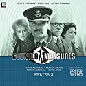Counter-Measures Series 03 Audiobook by Matt Fitton, John Dorney, Justin Richards, Ken Bentley Narrated by Simon Williams, Pamela Salem, Karen Gledhill, Hugh Ross, Philip Pope