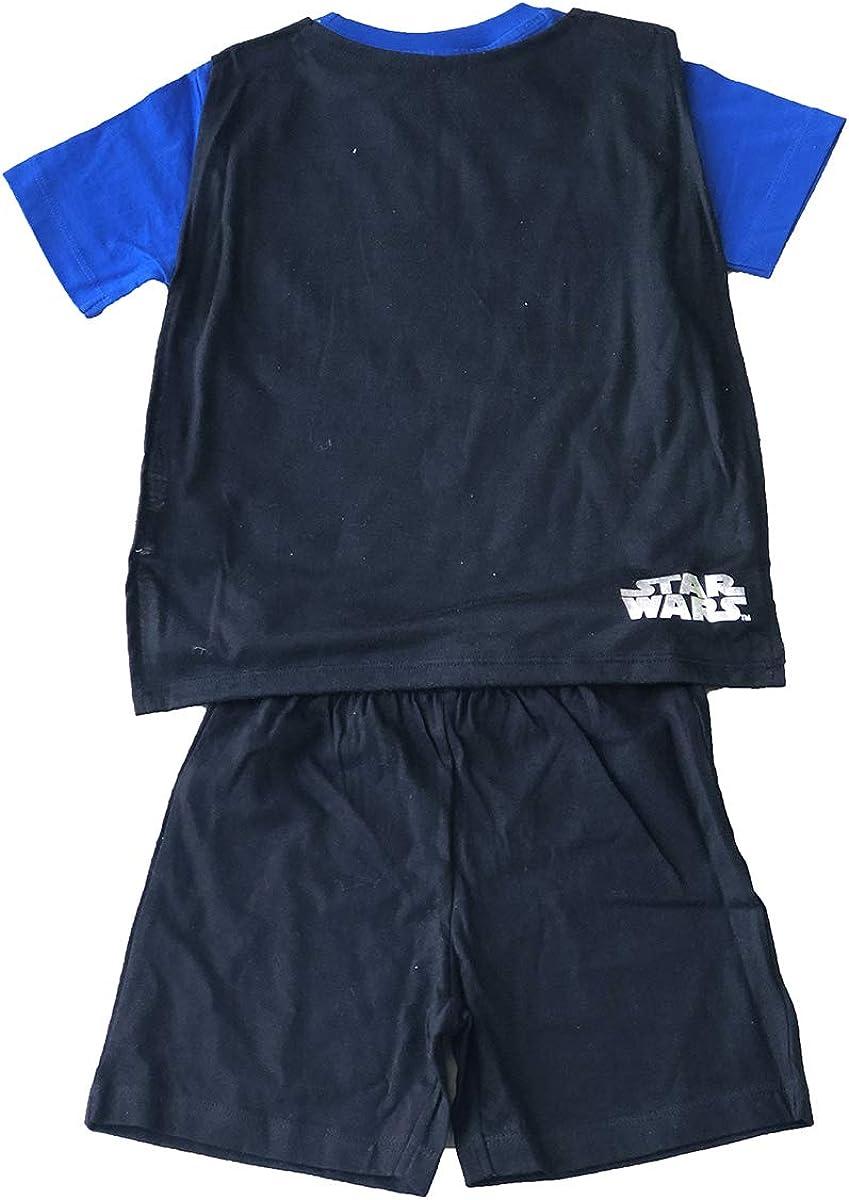 Star Wars Ensemble De Pyjama 4//6//8//10 Ans