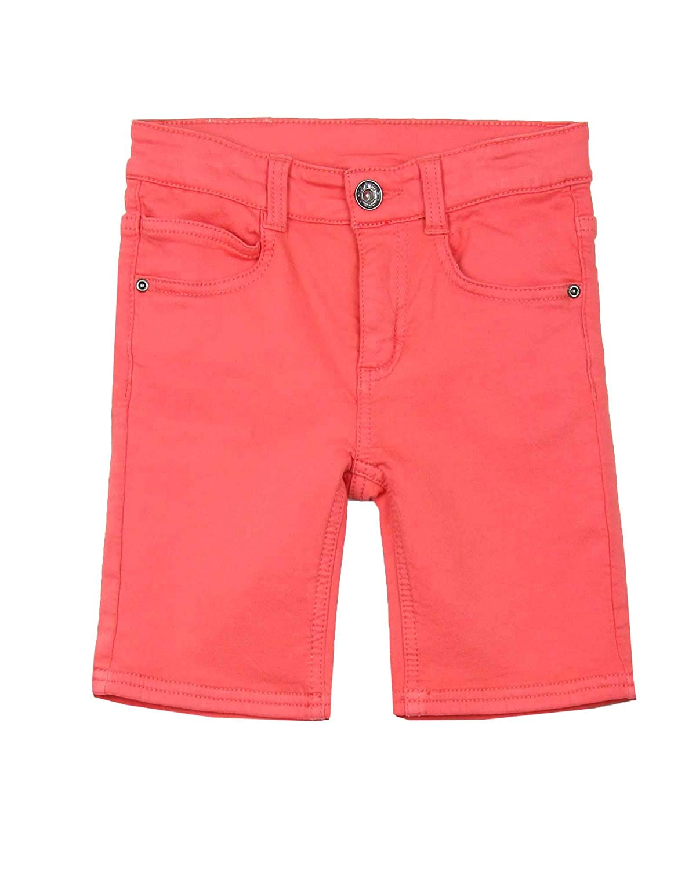 Sizes 4-12 3POMMES Boys Jogg Jean Shorts Colour Rider