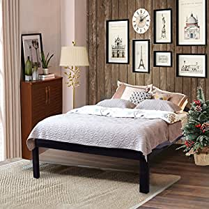 Amazon Com Homerecommend Metal Daybed Frame Twin Steel