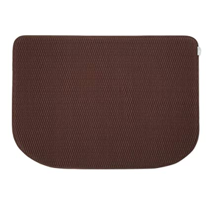 Merveilleux Microdry Extra Thick Anti Fatigue Memory Foam Kitchen Mat With 3M  Scotchgard Stain Release Protection And