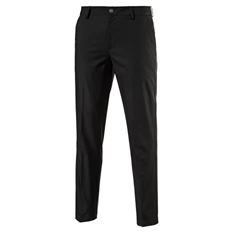 3fcb338b3833 Image Unavailable. Image not available for. Color  PUMA Tailored TECH PANT- 57232001 -Puma Black-31 34
