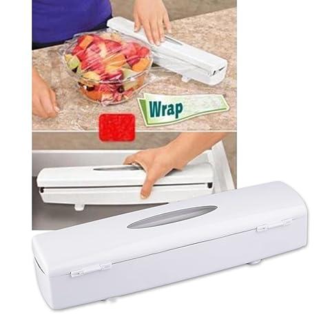 Amazon.com: Dispensador de alimentos Wrap, justdolife Wrap ...