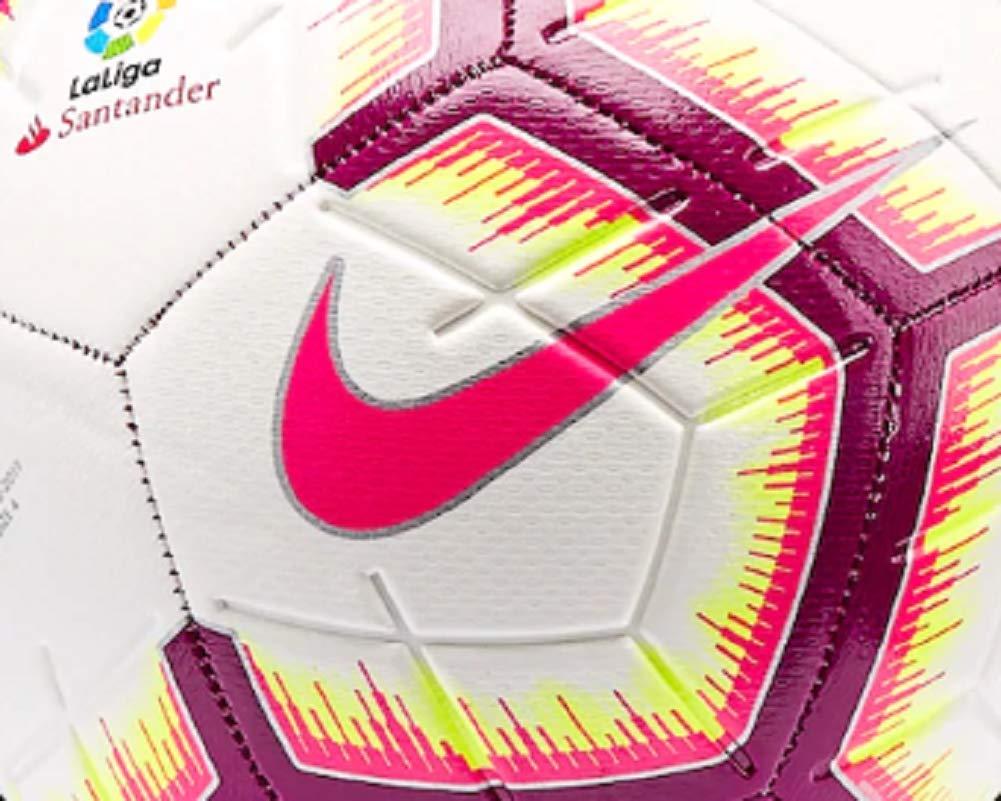 Nike La Liga Strike 2018 2019 Liga de España Blanco Talla 5 ...