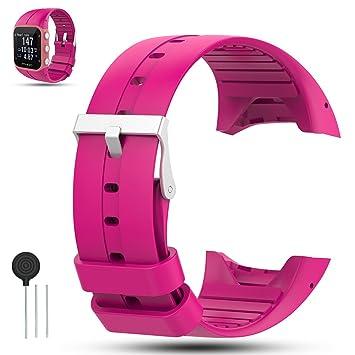 Para Polar M400 GPS Correa de reloj elegante, iFeeker Accesorio de ...