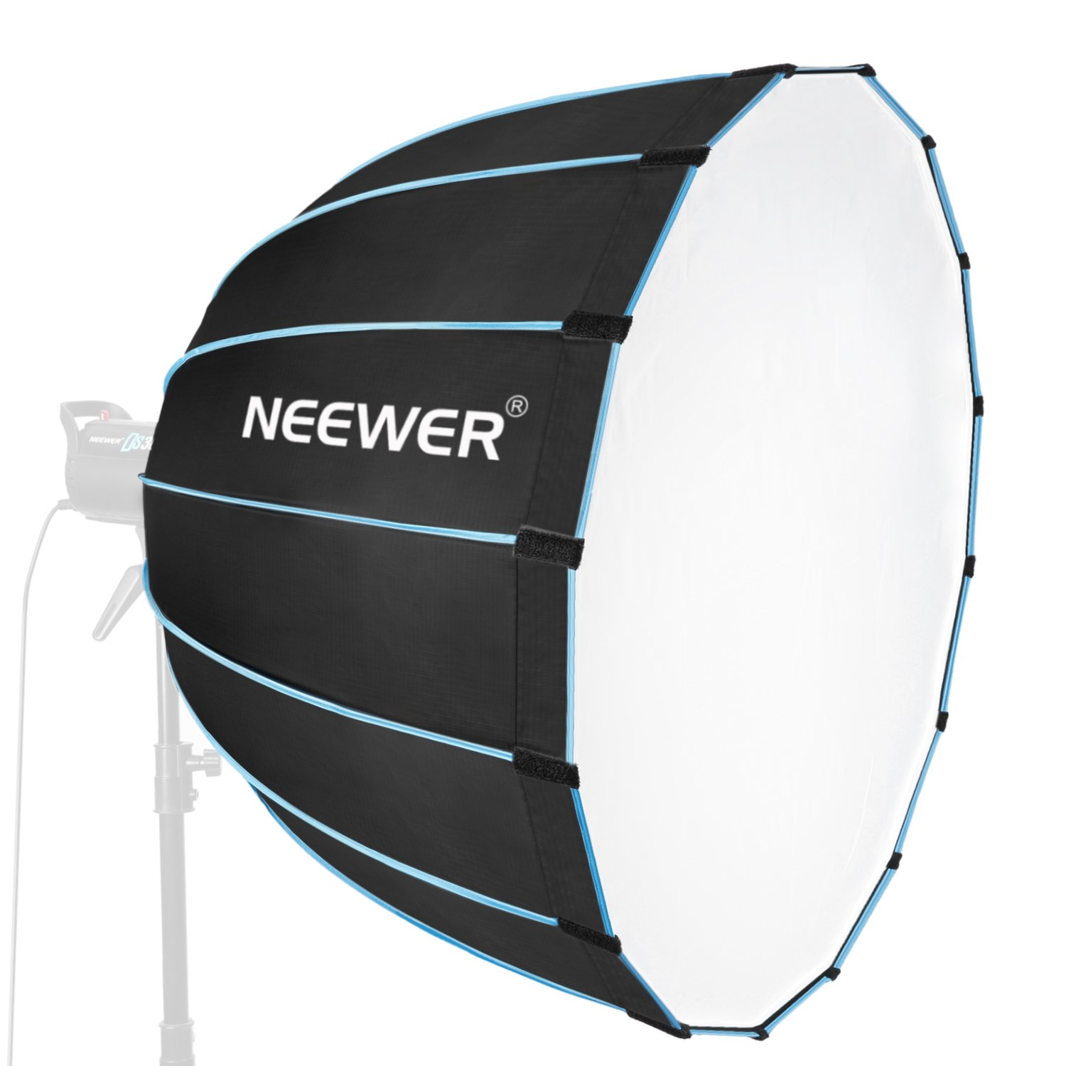 Neewer Hexadecagon Softbox 36 inches/90 Centimeters with...
