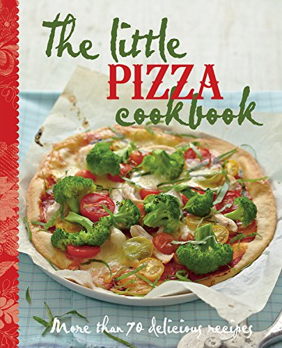 Little Pizza Cookbook by Murdoch Books