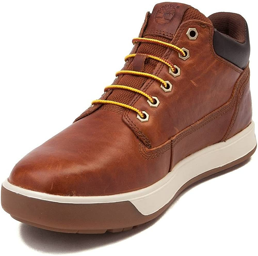Timberland Mens Tenmile Chukka Leather Boot
