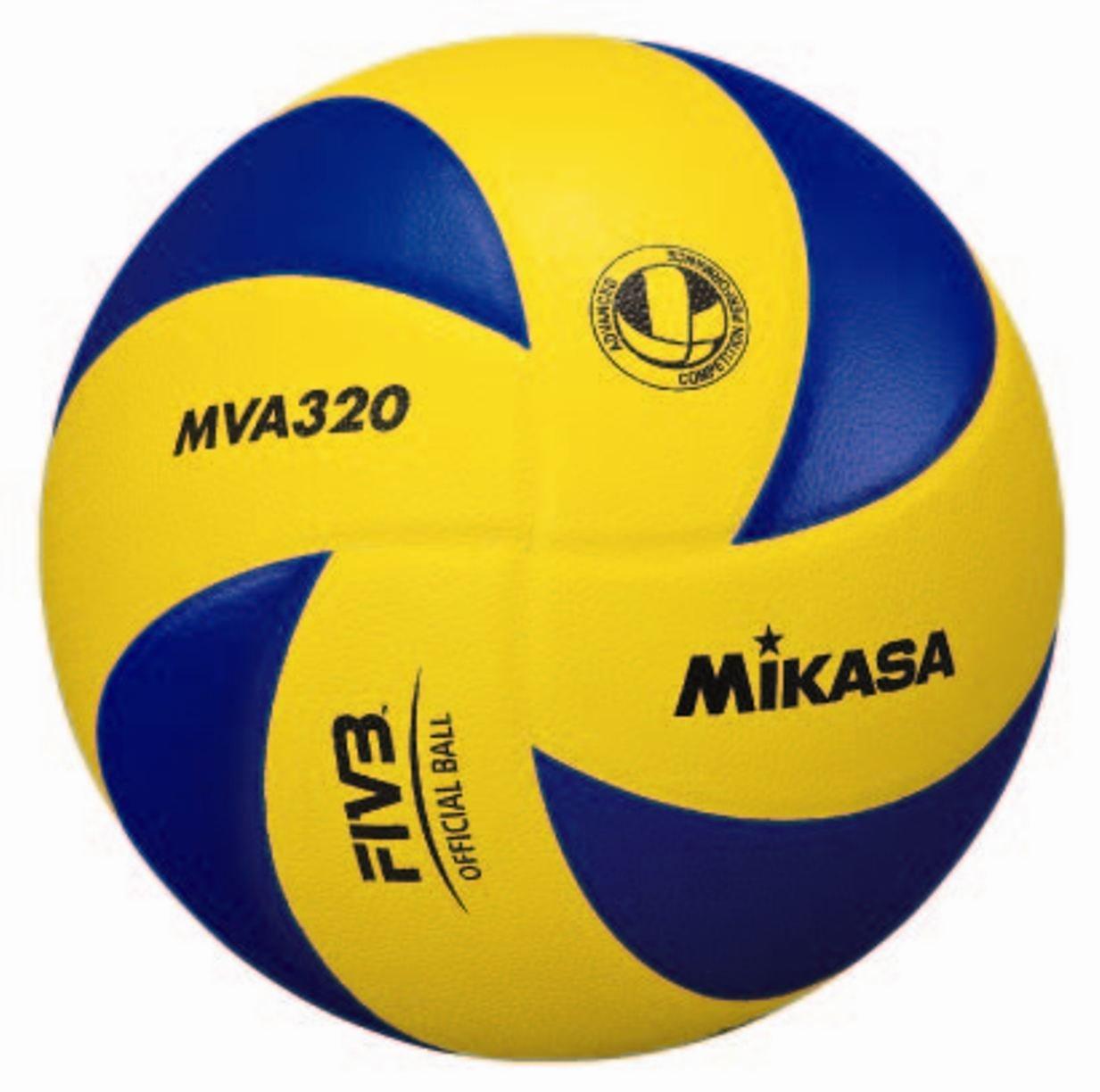 Mikasa MVA 320 - Pelota para voleibol (talla 5) 1167