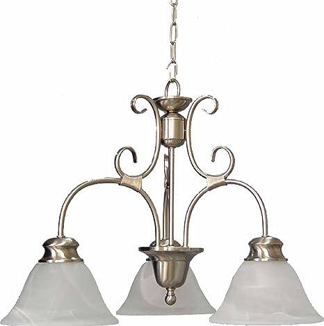 Amazon.com: Volumen Lighting V2143 – 33 Troy – Lámpara de ...