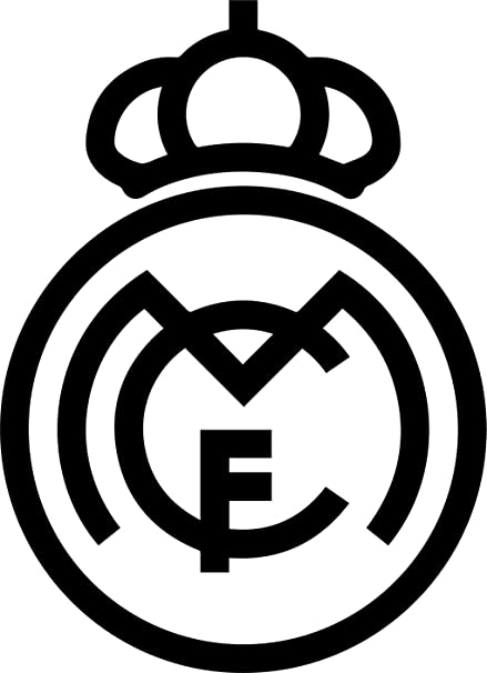 Amazon Com Real Madrid Fc Soccer 5 5 Team Logo Decal Sticker For
