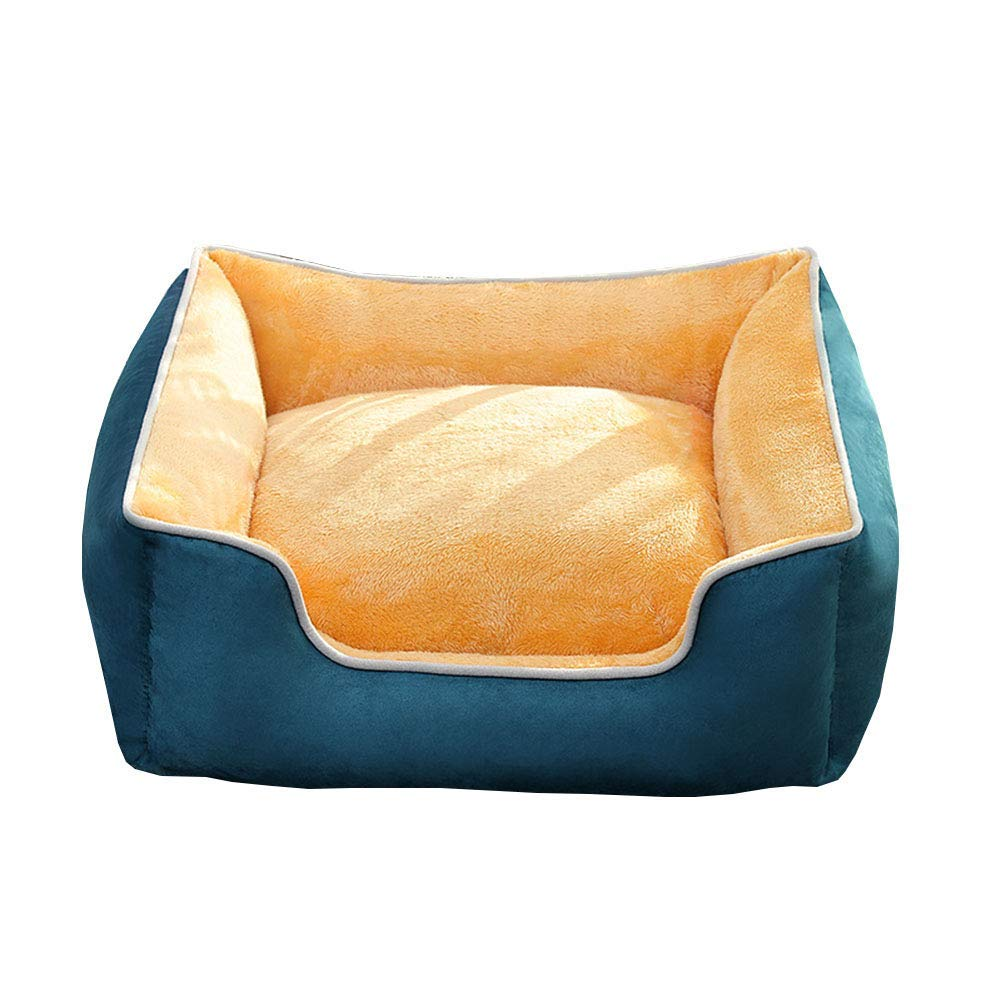 1 806622CMQian Fei QF Kennel Cat Litter, Removable And Washable Pet Supplies Warm Dog Bed Dog Mat