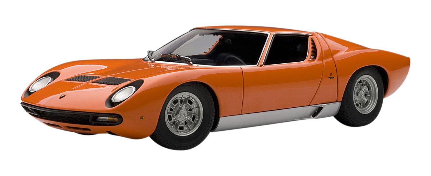 Lamborghini miura autoart