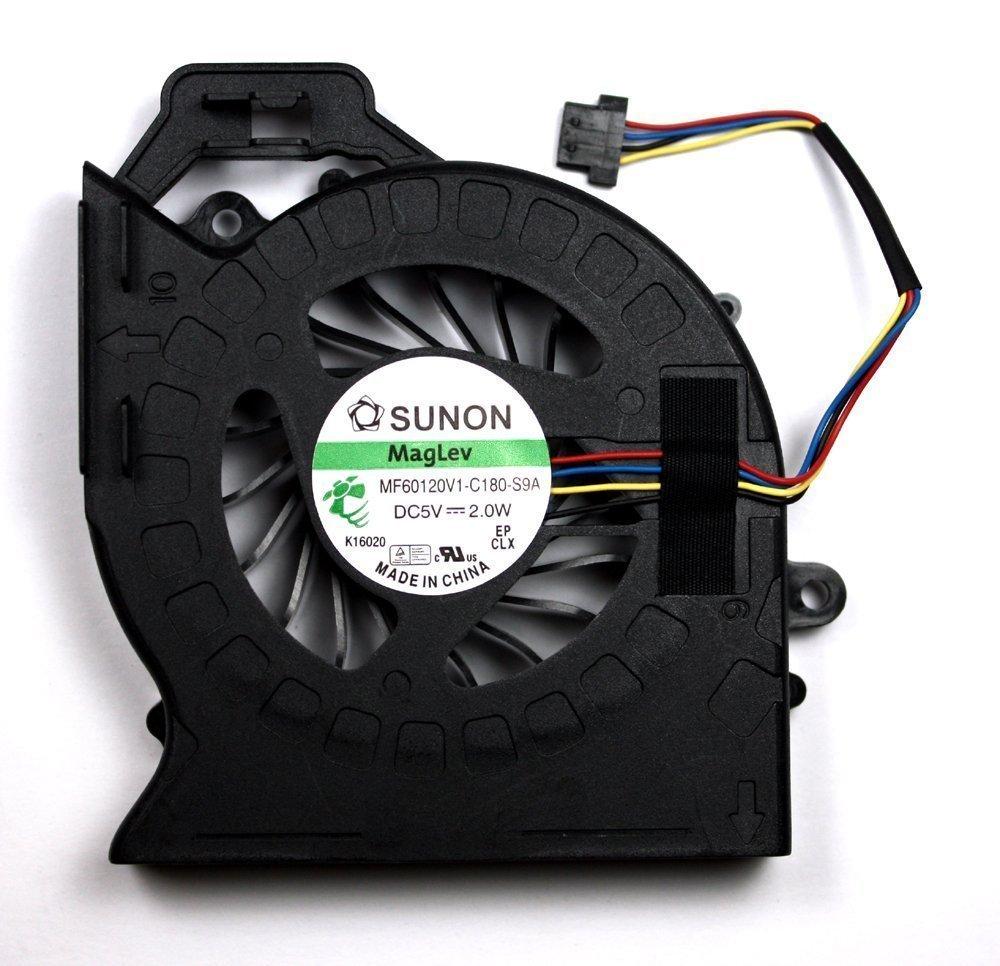 wangpeng New CPU Cooling Fan for HP Pavilion DV7-6000 DV7-6B DV7-6C DV7-6B55DX DV7-6123CL P/N:AD6505HX-EEB 653627-001 KSB0505HB