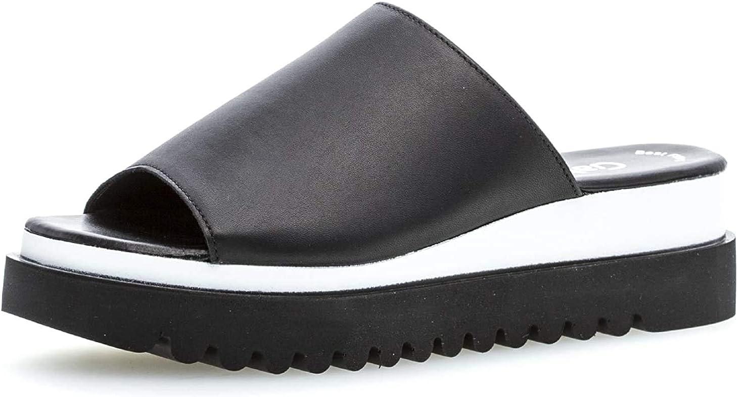 Mail order Gabor Women's Super-cheap Emily-Rose Open Toe Slip On 6.5 M C UK 8. Mules