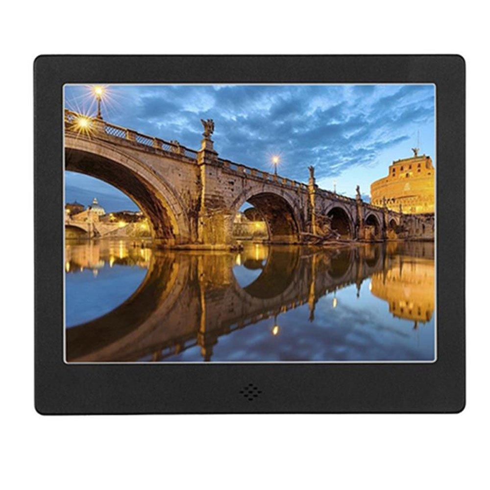putars 20.3 cm marco de fotos digital y de alta resolución con 8 GB ...