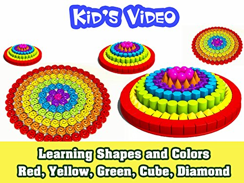 Learning Shapes and colors: Red,...