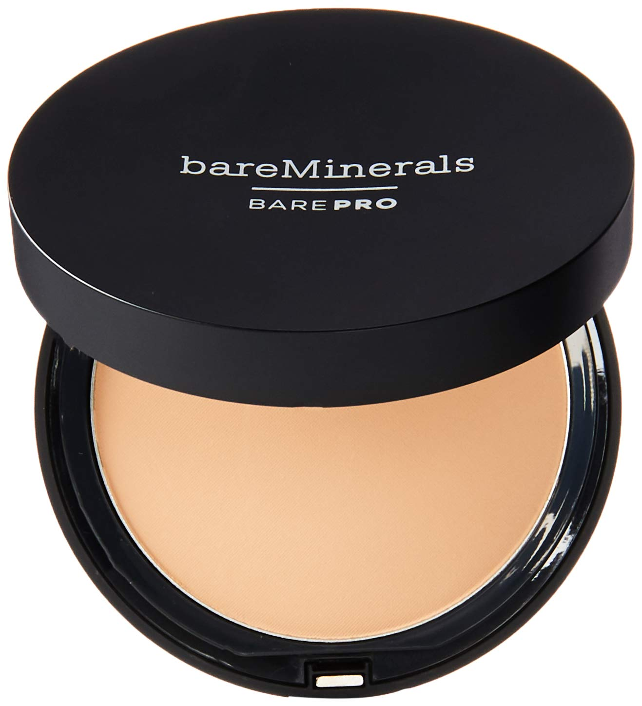 bareMinerals Barepro Performance Wear Powder Foundation, Warm Natural, 0.34 Ounce by bareMinerals