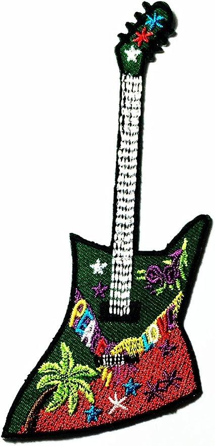 Guitarra Beatles paz Rainbow Rock N Roll música banda Logo ...