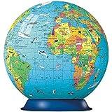 Ravensburger XXL Children's Globe 180 Piece Puzzleball