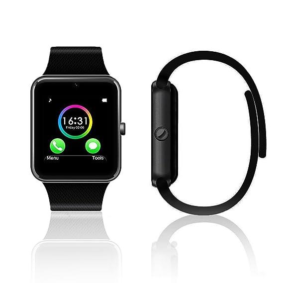 inDigi Universal Bluetooth SmartWatch For Apple iOS Samsung