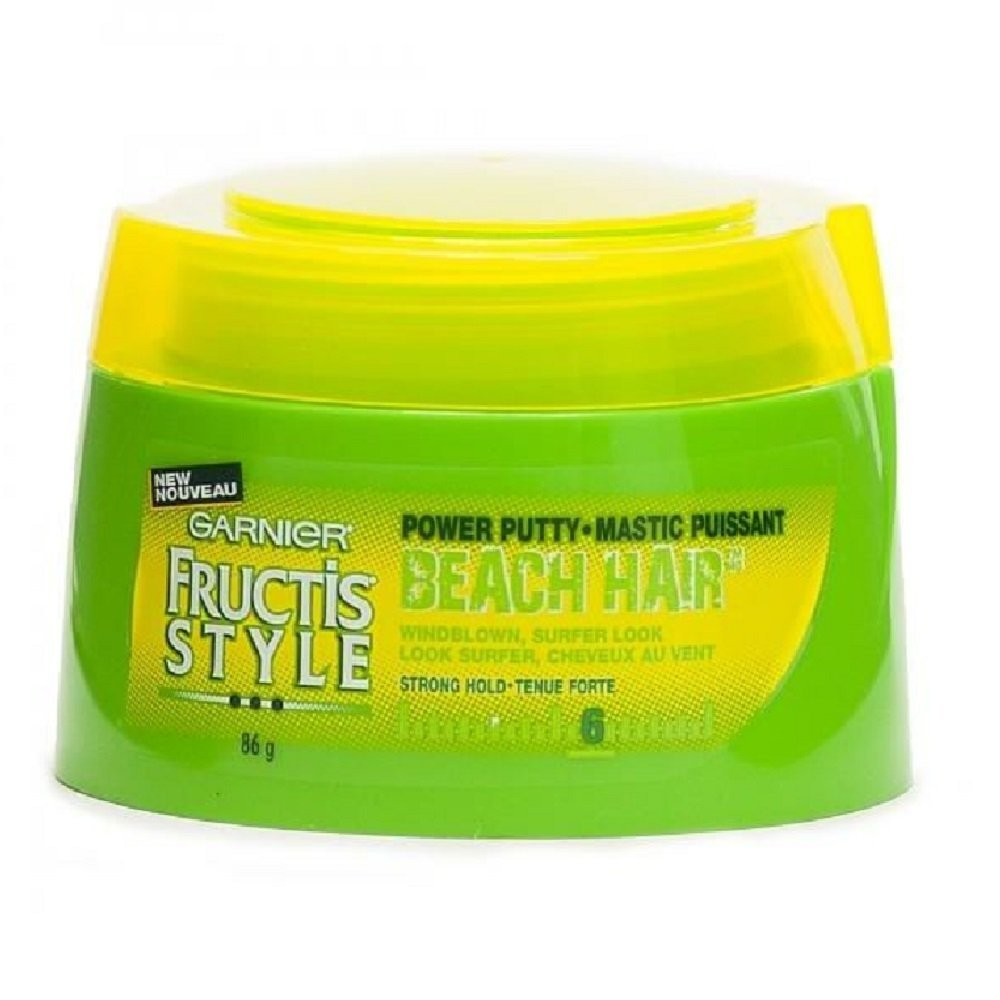 Garnier Fructis Style Surfer Hair Power Putty, 3 Ounce