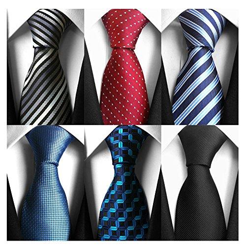 AVANTMEN Classic Men's Neckties ...