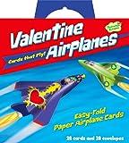 Peaceable Kingdom Valentine Airplanes - 28 ct.