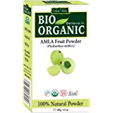 Indus Valley 100% Organic Amla Powder (Indian Gooseberry Powder)