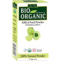 Indus Valley Organic Amla Indian Gooseberry Powder 100 Grams