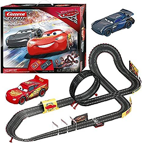 Carrera Go Cars 3 Fast No Last Amazon Co Uk Toys Games