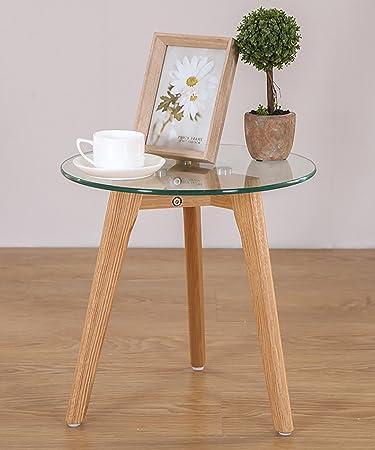 runder esstisch aus glas amazing runder weisser esstisch. Black Bedroom Furniture Sets. Home Design Ideas