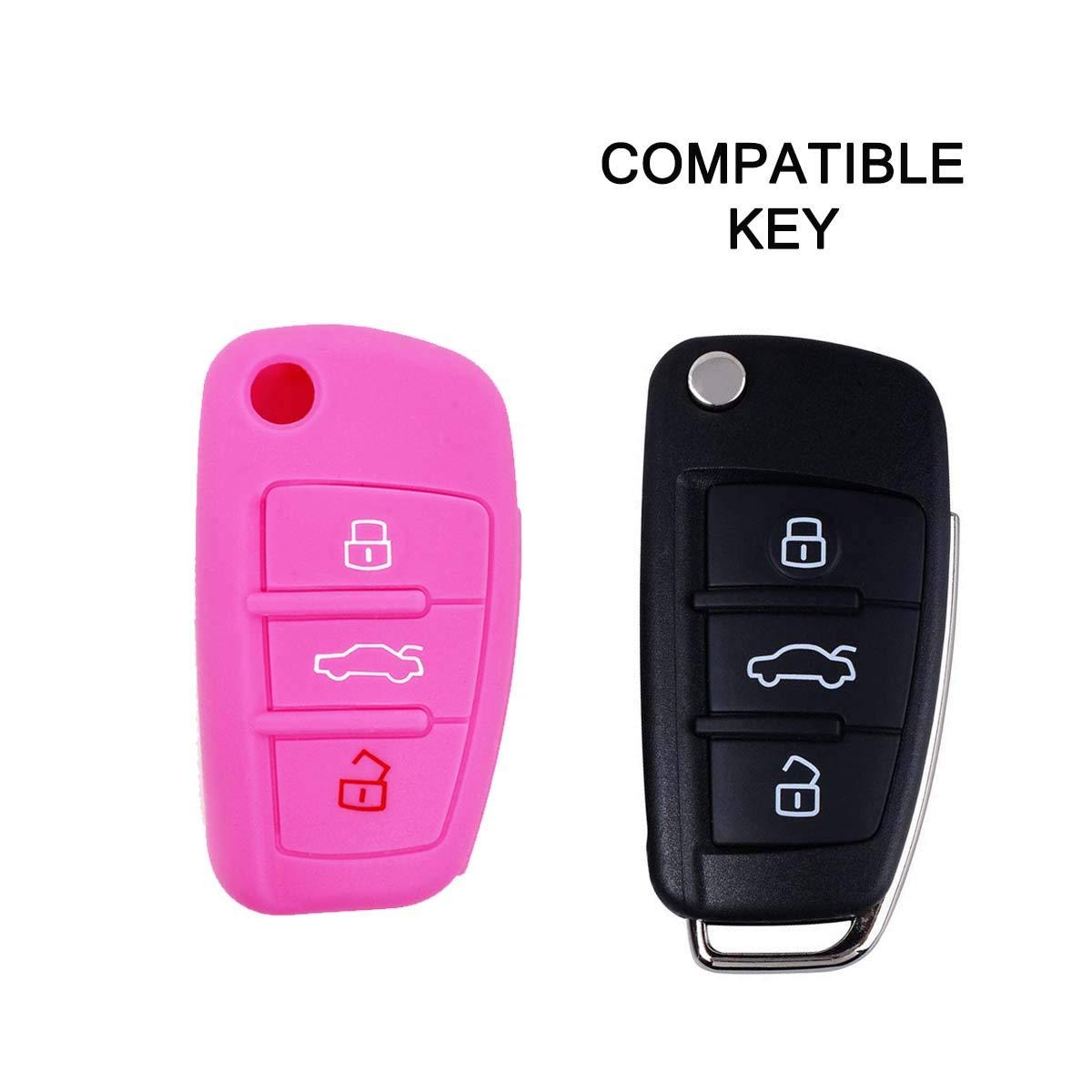 LAGE® - Coque de clés en silicone