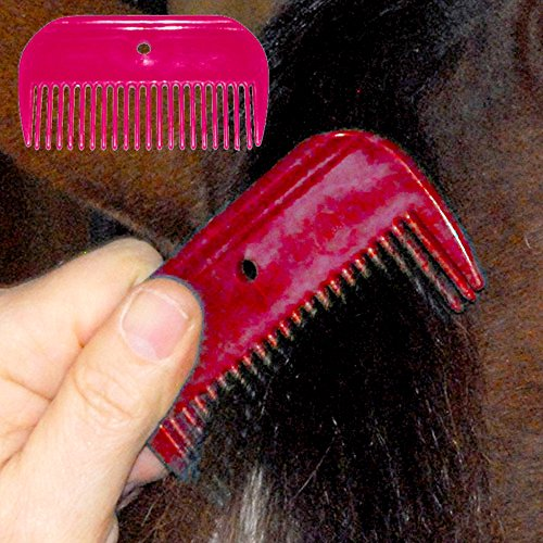 Pro-Craft Mane Comb Red [Misc.]