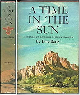 Image result for jane barry a time in the sun amazon