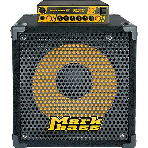 - Little Mark III and New York 151 Bass Stack