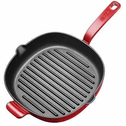 Recipientes para horno Filete de sartén Bandeja Plana de inducción Cocina de inducción Antiadherente Sin Humo
