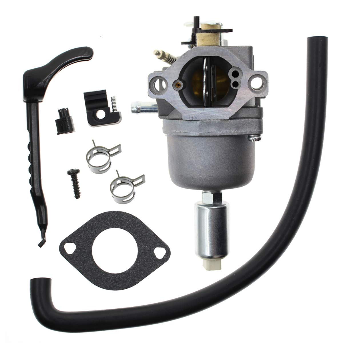Carbhub 799727 Carburetor for Briggs & Stratton 698620 690194 791886 799727 496796 499153 695412 792768 Carb with 14hp 15hp 16hp 17hp 18hp Engines - 799727 Carburetor