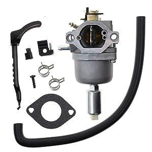 Carbhub 799727 Carburetor for Briggs & Stratton 698620 690194 791886 799727 496796 499153 695412 792768 Carb with 14hp 15hp 16hp 17hp 18hp Engines - 799727 Carburetor