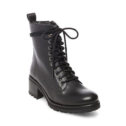 01c0afde69c Steve Madden Women's Geneva Combat Boot
